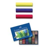Faber-Castell Creative Studio Mini Toz Pastel Boya (Soft) 72 Renk Yarım Boy (5175128272)