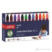 Lets L-6512 Jumbo Mum Boya 12'Li