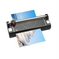 Olympia A240 A4 Kağıt Kesme Makinesi Ve Laminasyon Makinesi