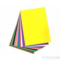 Ticon 78366 Fon Kartonu 23X35 10'Lu Karışık Renk