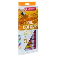 Talens Artcreation Oil Colour 12 Renk Yağlı Boya Seti