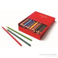 Faber-Castell Grip 2001 Boya Kalemi Studio Box 36 Renk (5170112436)