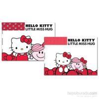Keskin Color 300215-60 Hello Kitty Little 25x35 cm Resim Defteri 15 Yaprak