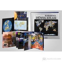 Popüler Kabartma Dünya Atlası