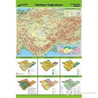İç Anadolu Bölgesi Haritası