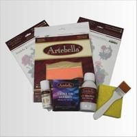 Artebella Ürün Seti (Üs027) Füruzan Polyester Tepsi İçin