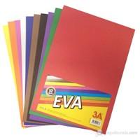 3A Eva 10'lu Set (10 Renk)