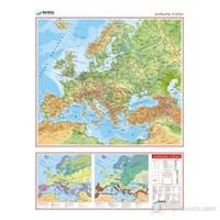 Avrupa Fiziki Haritası