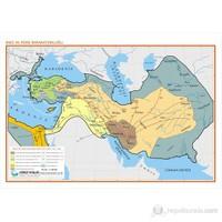 Med ve Pers İmparatorluğu Haritası