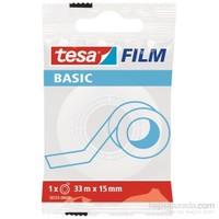Tesa 58555 Basic Film Görünmez Bant 33X15