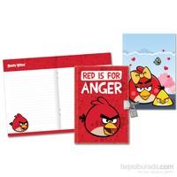 Keskin 310210-46 Angry Birds 14x20 cm Hatıra Defteri 104 Yaprak