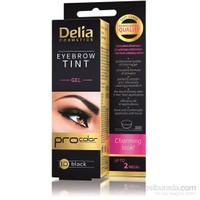 Delia Cameleo Kaş Boyası Gel Black 15 Ml