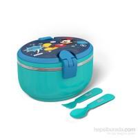 Mickey Mouse Çelik Beslenme Kabı (72961)