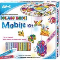 Amos Cam Boyası Ve Mobile Kit - Dönence Gd10P10Mk