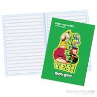 Keskin 280200-46 Angry Birds A4 Güzel Yazı Defteri 40 Yaprak