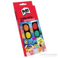 Pritt Sulu Boya 21 Renk