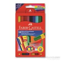 Faber-Castell Eğlenceli Keçeli Kalem,10'lu (5068111500)