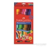 Faber-Castell Eğlenceli Keçeli Kalem, 30'lu (5068113000)