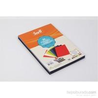 Sarff A4 Pvc Opak Cilt Kapağı(Lacivert) 15201020