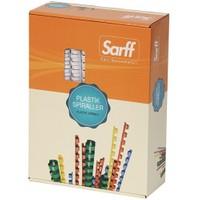 Sarff 8 mm Plastik Spiral 15202011