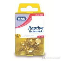 Mas 306 Raptiye (Sarı Pirinç Kaplı)