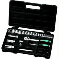 Weber Tools Profesyonel Lokma Takım 1/4 - 3/8 (45 Parça)