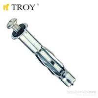 Troy 51400 Metal Boşluk Dübeli (8X46mm) 1 Kutu=100Adet