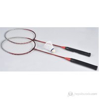 Busso Bs1000 Badminton Raket Fileli