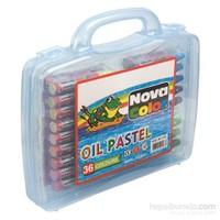Nova Color Nc-2133 Pastel Boya 36 Renk Plastik Kutuda