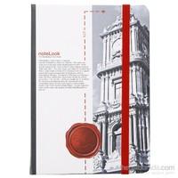 Scrikks Towers Of İstanbul Dolmabahce Saat Kulesi A6 Çizgisiz