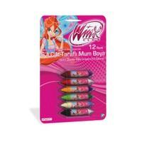 Winx Club Çift Taraflı Mum Boya (12 Renk)