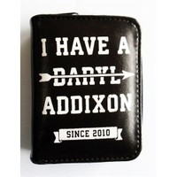 Köstebek The Walking Dead - I Have A Darly Addixon Cüzdan
