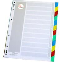 Önder 12 Renkli Seperatör (6011) (Ayraç)