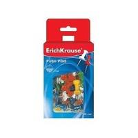 Erich Krause Karışık Renk Raptiye 100'lü (19749)