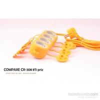 Compaxe Cx-308 8Li Priz 2Mt
