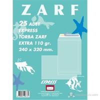 Yener M000190 Torba Zarf 240X320 110gr Beyaz 25'li