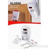 Actto Hareket Sensörlü Alarm Seti (2 Adet Uzaktan Kumandalı)