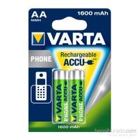 Varta Phone Power Accu Aa / Hr6 1600Mah Bls 2 58399201402