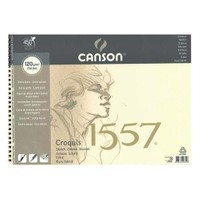 Canson 35X50 Resim Defteri 120Gr 15Sayfa 120500