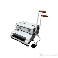 Mapicoil 431 Multi Pvc Helezon Delme ve Ciltleme Makinası (3:1 ve 4:1)