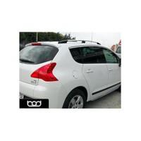 Bod Peugeot 3008 Alüminyum Port Bagaj Parlak 2012-2014