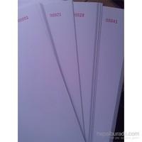 Sistem 1-500 Numaralı Kağıt A4 80 Gr Yevmiye Ve Kebir Defteri İçin Matbaa Baskılı