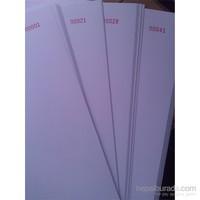 Sistem 1-1000 Numaralı Kağıt A4 80 Gr Yevmiye Ve Kebir Defteri İçin Matbaa Baskılı