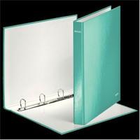 Leitz 4 Halkalı Klasör Wow Metalik Buz Mavisi 42421051