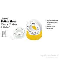 SGS JUMBO Teflon Bant 19 mmx 15 Metre 090350
