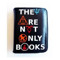 Köstebek They Are Not Only Books Cüzdan