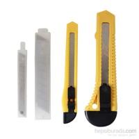 Chef Maket Bıçağı Set Yedek Bıçaklı