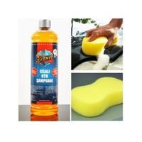 Schwer Konsantire Cilalı Oto Şampuanı -Sünger Hediyeli