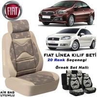 Fiat Linea Koltuk Kılıfı Uyumlu Model