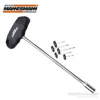 Mannesmann 18076 T-Saplı Lokma Anahtar 12,0X230mm